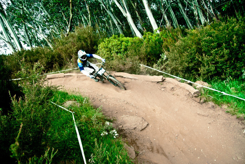 Oscar Ottese,<br /> Seeding of Round 1 of the 2011 MTB Australia Gravity Cup, Thredbo, NSW, Australia<br /> <br /> All photos can be  purchased. Contact me through Flickr Mail for more information.