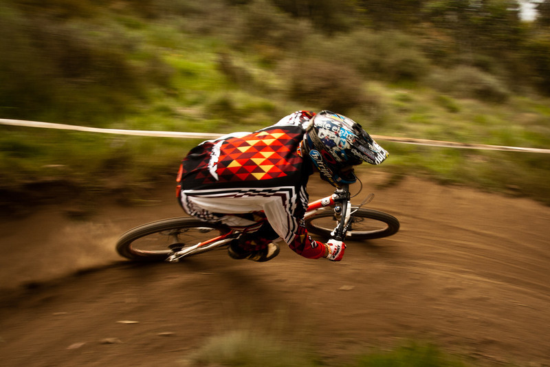 Nailing It<br /> Seeding of Round 1 of the 2011 MTB Australia Gravity Cup, Thredbo, NSW, Australia<br /> <br /> All photos can be  purchased. Contact me through Flickr Mail for more information.
