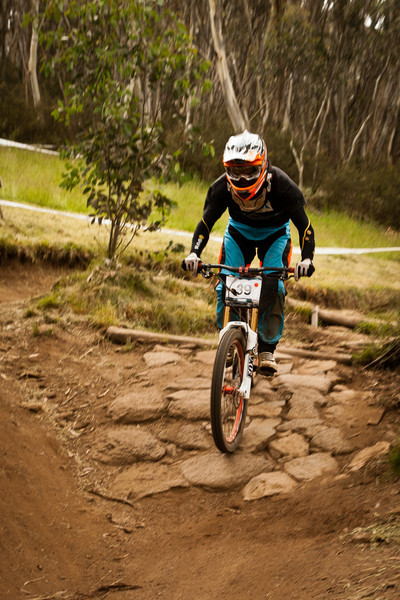 Ben Crundwell<br /> Seeding of Round 1 of the 2011 MTB Australia Gravity Cup, Thredbo, NSW, Australia<br /> <br /> All photos can be  purchased. Contact me through Flickr Mail for more information.