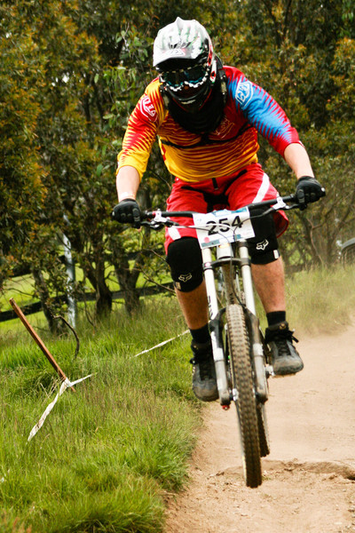 McKinlay West-Moor<br /> Seeding of Round 1 of the 2011 MTB Australia Gravity Cup, Thredbo, NSW, Australia<br /> <br /> All photos can be  purchased. Contact me through Flickr Mail for more information.
