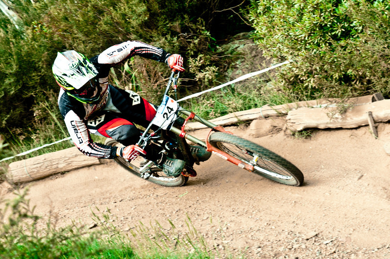 Nathan Murphy<br /> Seeding of Round 1 of the 2011 MTB Australia Gravity Cup, Thredbo, NSW, Australia<br /> <br /> All photos can be  purchased. Contact me through Flickr Mail for more information.