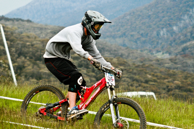 Patrick Neville<br /> Seeding of Round 1 of the 2011 MTB Australia Gravity Cup, Thredbo, NSW, Australia<br /> <br /> All photos can be  purchased. Contact me through Flickr Mail for more information.
