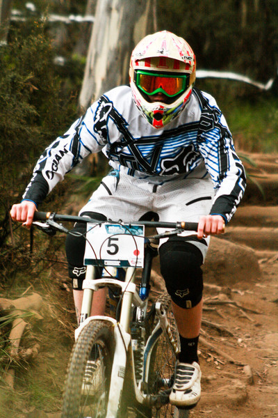 Michelle Crisp<br /> Seeding of Round 1 of the 2011 MTB Australia Gravity Cup, Thredbo, NSW, Australia<br /> <br /> All photos can be  purchased. Contact me through Flickr Mail for more information.