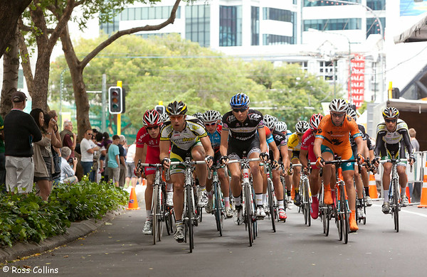 Trust House Cycle Classic, Wellington Criterium, 30 January 2011