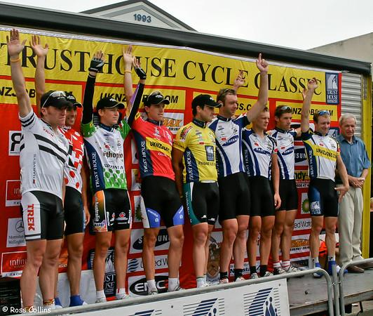 Wellington Cycle Classic, Petone Criterium, 29 January 2006