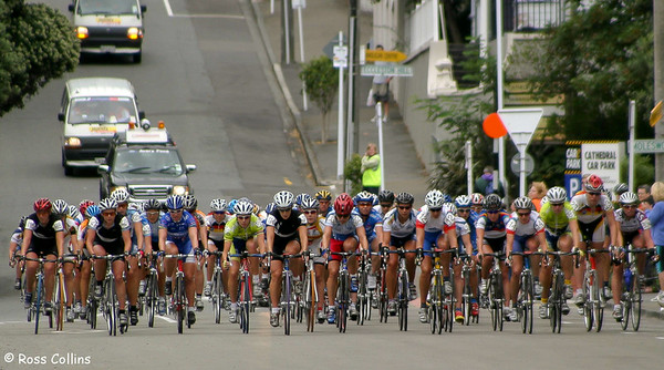 Women's World Cup of Cycling 2005, Round 2, Wellington, 6 March 2005