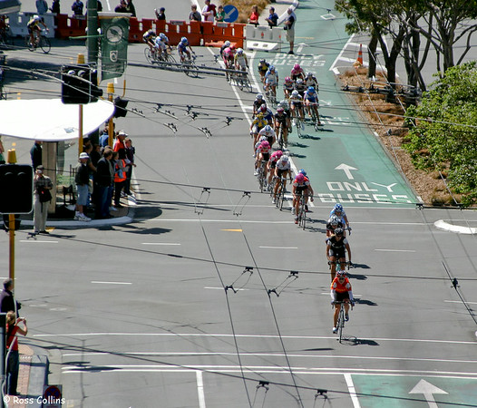 Women's World Cup of Cycling 2006, Round 2, Wellington, 5 March 2006