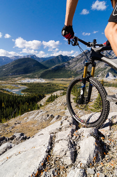 Kananaskis MTB with Rob N.