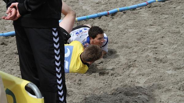 DM Strandhåndbold 2012