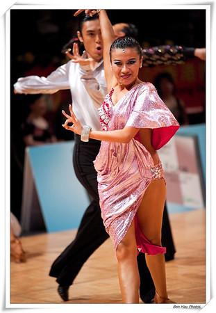 香港2009東亞運動會體育舞蹈競賽:前奏系列全國舞林群英會