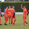 MDEP-10-09-2016-101 Diss Town FC v Team Bury. FA Vase Diss celebrate win