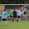 MDEP-24-09-2016-014  Ely City FC v Diss Town FA Vase nearly a seconded headed goal for Ely Capt James Seymour