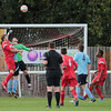 MDEP-24-09-2016-015 Ely City FC v Diss Town FA Vase Diss keeper George MacRae was kept busy