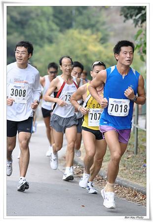 美津濃香港半馬拉松錦標賽2008