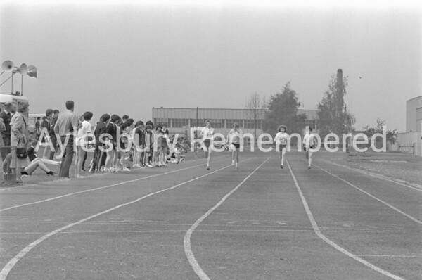District School Sports, June 1983