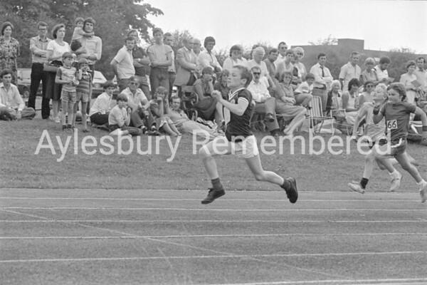 District School Sports, July 1983