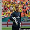 Joe Hart - England vs Ecuador, Sun Life Stadium, Miami Gardens - 4th June 2014 (Photographer: Nigel Worrall)