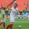 Frank Lampard - England vs Ecuador, Sun Life Stadium, Miami Gardens - 4th June 2014 (Photographer: Nigel Worrall)