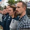 Mark Sampson - England Head Coach, England vs France - SheBelieves Cup, FAU Stadium, Boca Raton, Florida - 9th March 2016 (Photographer: Nigel G Worrall)