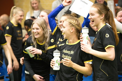 Faaborg ØHs håndbolddamer rykker op i 3. division