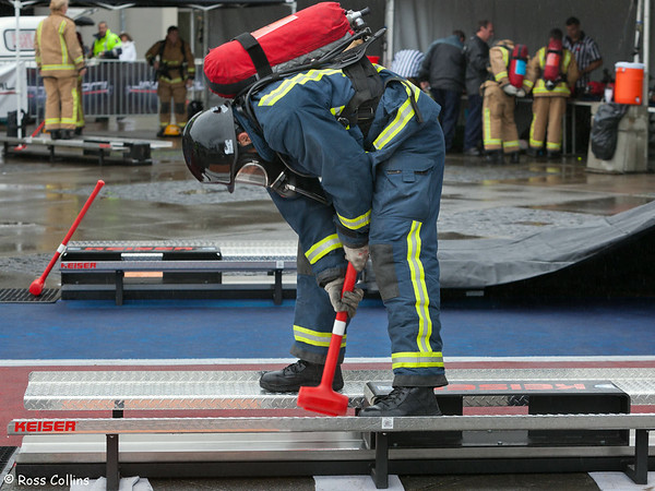 National Firefighter Combat Challenge, Taranaki Street Wharf, Wellington, 20 April 2013