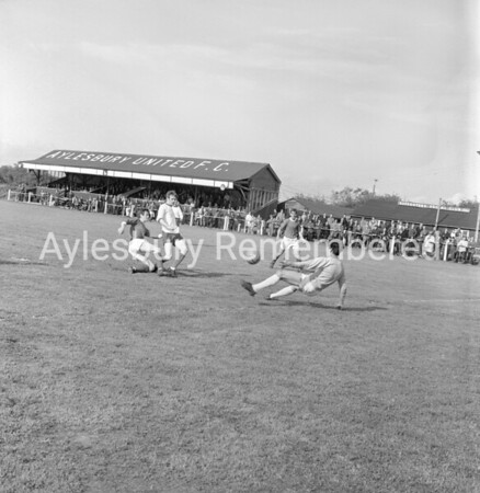 Aylesbury Utd v Wembley, Sept 22nd 1968