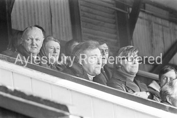 Aylesbury Utd v Epsom & Ewell, Mar 6th 1976