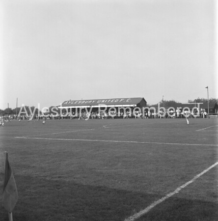 Aylesbury Utd v Banbury Utd, Sep 19th 1970