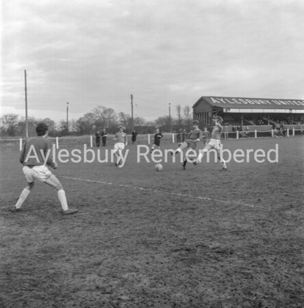 Aylesbury Utd v Bletchley, Jan 3rd 1970