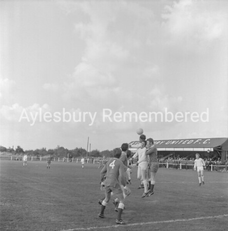 Aylesbury Utd v Hornchurch, Oct 3rd 1970