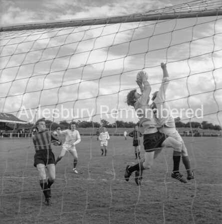 Aylesbury Utd v Hounslow, Aug 28th 1971