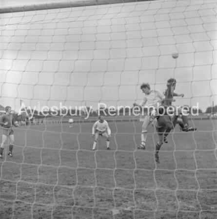 Aylesbury Utd v Huntley & Palmers, Sep 12th 1970