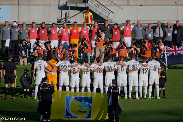 All Whites 2 vs. Mexico 4