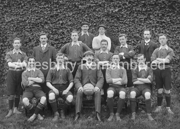 Aylesbury United (Thursday) team 1902-03