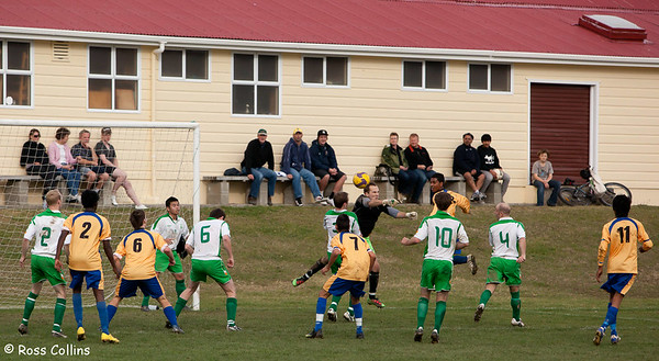 Rongotai vs. Marist AFC, Chatham Cup Round 1, Rongotai College, Wellington, 15 May 2010