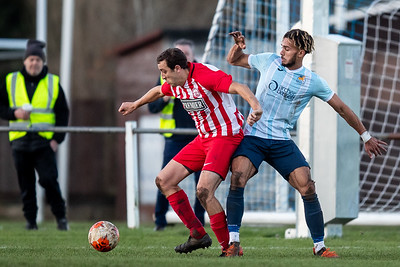 19th Dec 2020, Coventry Sphinx vs Anstey Nomads, FA Vase