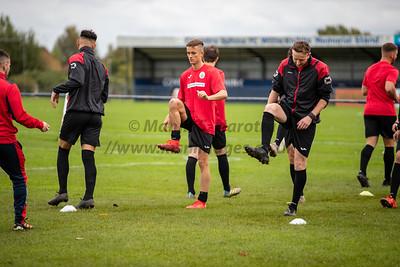 12th Oct 2019, FA Vase, GMP Sports vs Malvern FC, Sphinx Drive, Coventry