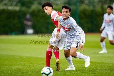 2nd May 2019, Garuda Select XI vs Arsenal U16s, Arsenal Academy2nd May 2019, Garuda Select XI vs Arsenal U16s, Arsenal Academy