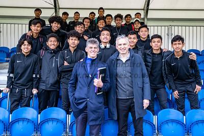 6th May 2019, Garuda Select XI vs Chelsea U16's, Chelsea Training Centre11th May 2019,