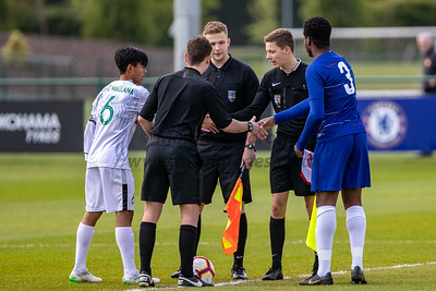 6th May 2019, Garuda Select XI vs Chelsea U16's, Chelsea Training Centre11th May 2019, Boxing - Showtime, Walsall Town Hall, BCB Promotions