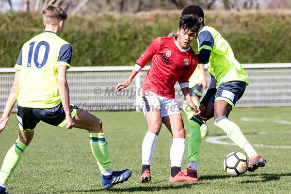 20th Mar 2019, Garuda Select vs Huddersfield Town Athletic FC, Bimingham FA HQ
