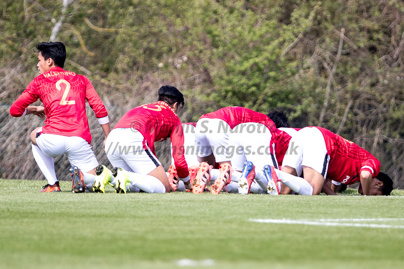 17th April 2019, Garuda Select vs Reading U17s, Reading Academy17th April 2019, Bimigham Brummies vs Somerset, Championship Shield