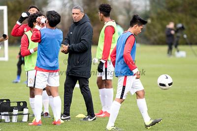 5th Mar 2019, Indonesia U18s' vs QPR U18s