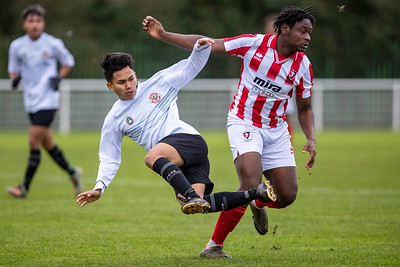 11th Dec 2019, Garuda Select XI vs Cheltenham Town FC U18s, Birmingham FA
