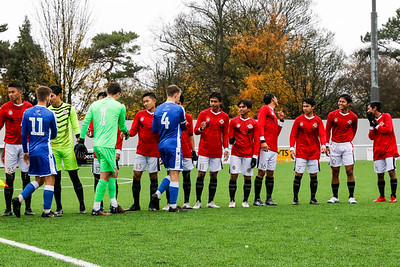 26th Nov 2019, Garuda Select XI vs Gillingham U18s