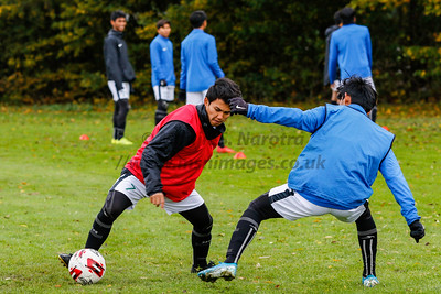 6th Nov 2019, Garuda Select vs Milton Keynes, Milton Keynes Training Centre, Milton Keynes