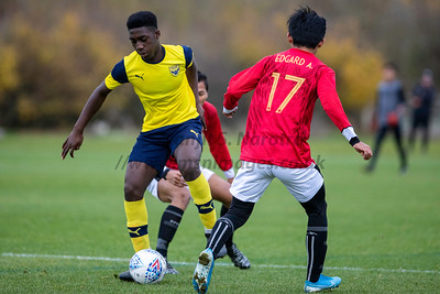 19th Nov 2019, Garuda Select XI vs Oxford Utd U18s, Oxford Utd Sports Ground