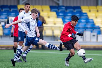 25th Feb 2020, Garuda Select XI vs Preston North End U18's