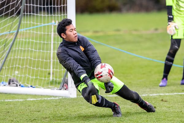 4th Feb 2020, Garuda Select XI vs QPR U18s' QPR Academy