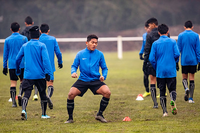 17th Dec 2019, Garuda Select XI vs Swindon Town FC U18s, Birmingham FA
